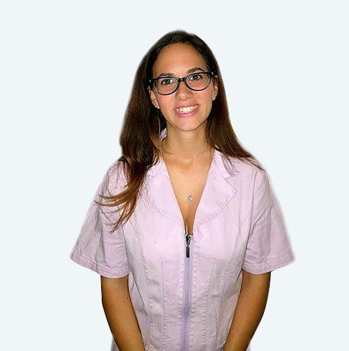 Dott.ssa Federica Catanzaro, podologa della tecnica PBS per la cura dell'alluce valgo con la chirurgia percutanea
