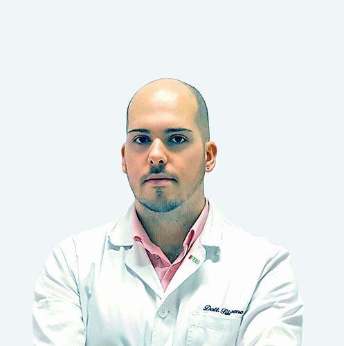 Dott. Gianvito Filomeno, podologo specializzato e referente della tecnica PBS per la cura dell'alluce valgo con la tecnica PBS del dott. Andrea Bianchi