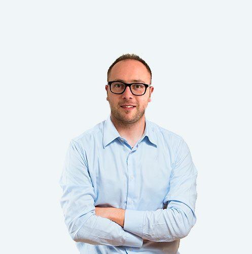 Paolo Lampa, tecnico ortopedico specializzato nella tecnica PBS per la cura dell'alluce valgo