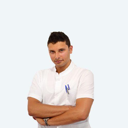 Dott. Massimo Cirilli, podologo della tecnica PBS per la cura dell'alluce valgo con la chirurgia percutanea