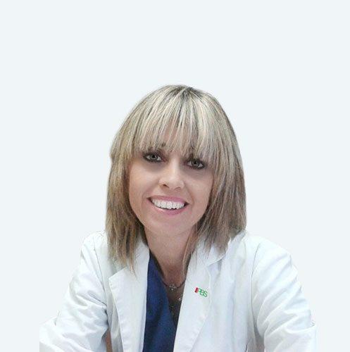 Dott. Sonia Saracini, podologo specializzata nell'alluce valgo, tecnica PBS