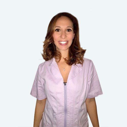 Dott.ssa Valentina Catanzaro, podologa della tecnica PBS per la cura dell'alluce valgo con la chirurgia percutanea