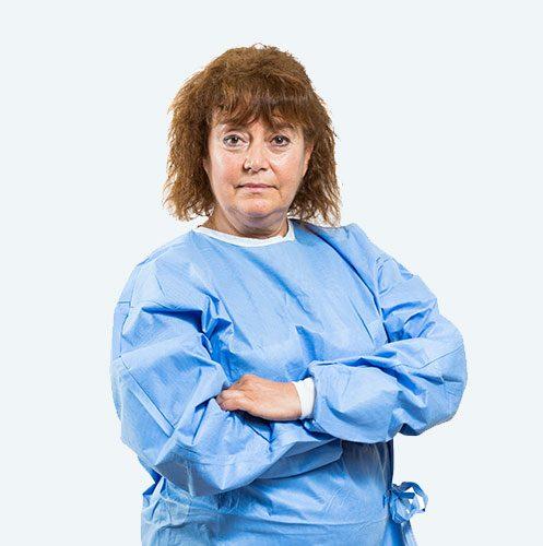 Dott. Myriam Cecchi, medico chirurgo per alluce valgo e specialista della tecnica PBS