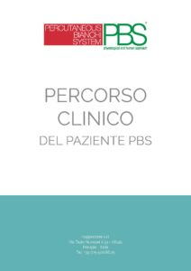 Percorso clinico paziente pbs
