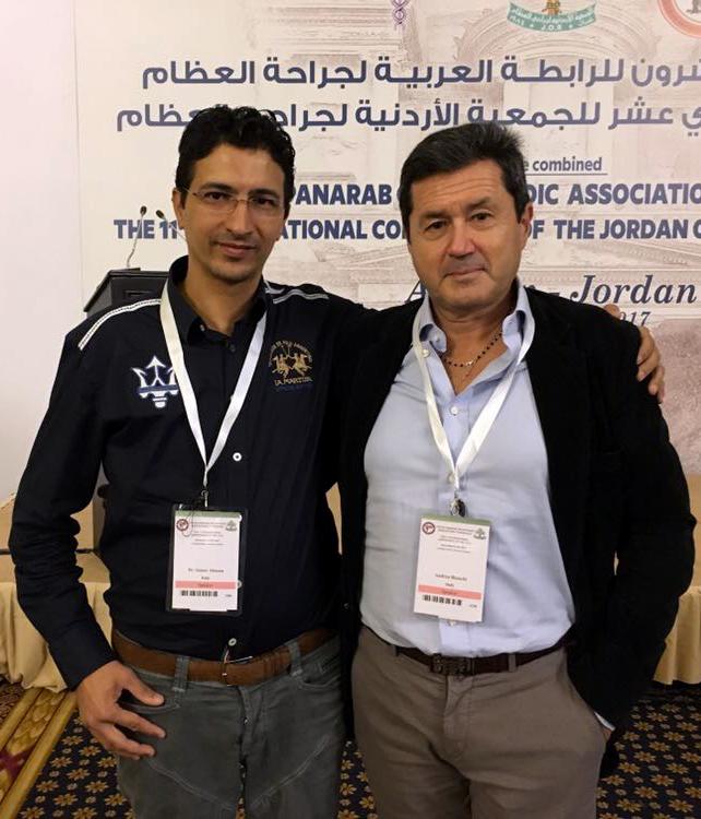 Amman: aggiornamento professionale PBS-ECM conferenza internazionale