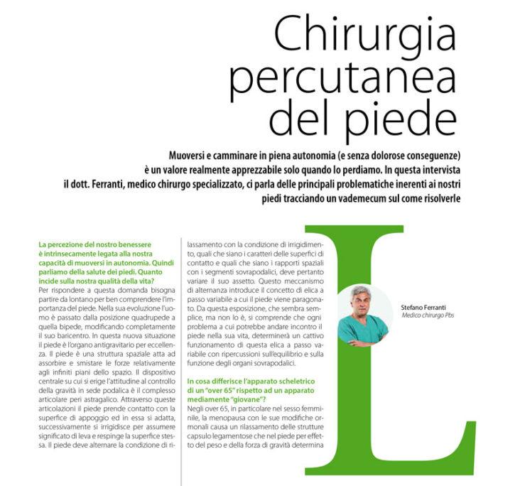 Residenze Sanitarie - Intervista al Dott. Ferranti