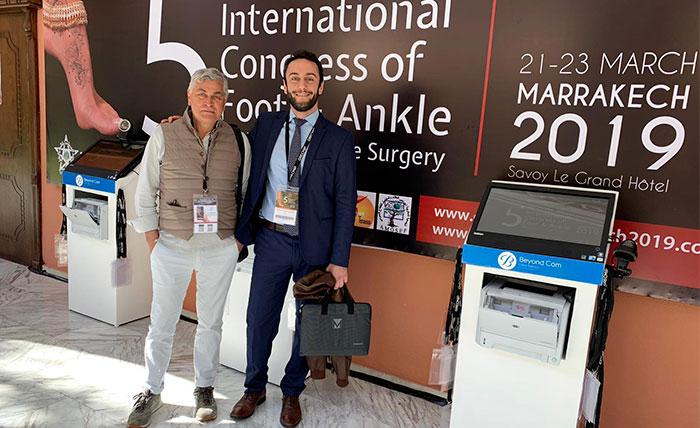 Dott Ferranti al congresso di Grecmip