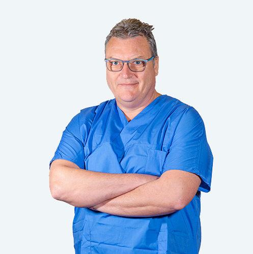 Dott Francesco Bucca, chirurgo ortopedico specialista del piede