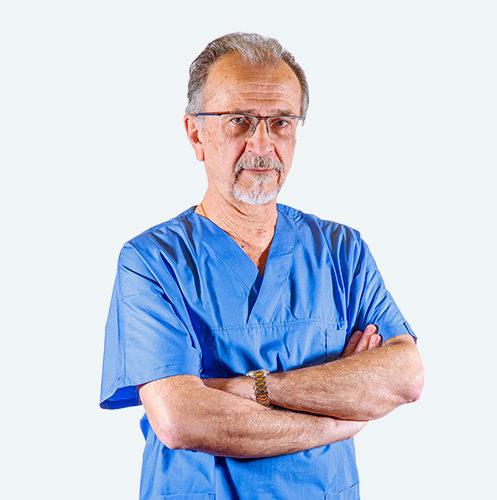 Dottor Massimo Marconetto, chirurgo specialista del piede