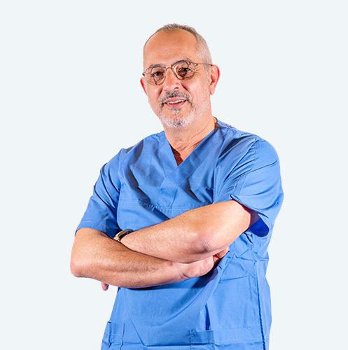 Dott Nicola Dau chirurgo nel Team PBS - Percutaneous Bianchi System