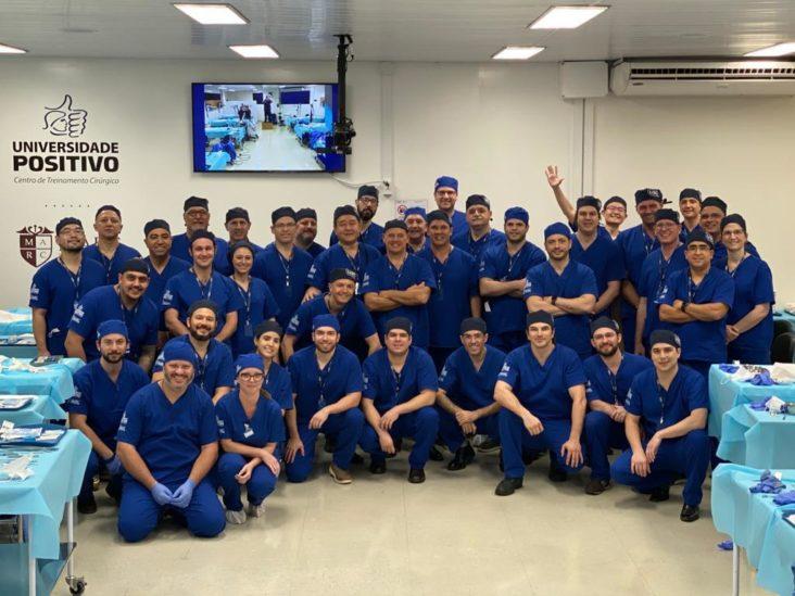 Tecnica PBS cura alluce valgo insegnata in Brasile